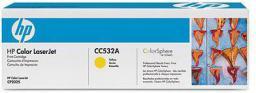 HP toner CC532A (yellow)