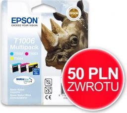 Epson zestwa tuszy T1006 (C13T10064010) MultiPack