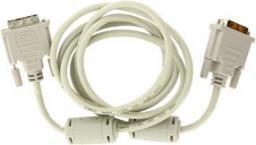 Kabel 4World DVI-D - DVI-D 1.8m szary (4694)