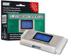 Digitus Tester zasilaczy ATX ekran LCD (DA-70601/A-DA-70601)