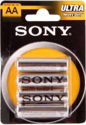 Sony Bateria Ultra AA / R6 4szt.