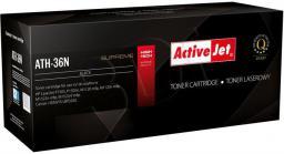 Activejet toner ATH-36N / CB436A (black)