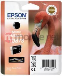 Epson tusz T087840 Matte Black