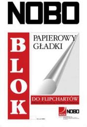 Blok Nobo BLOK DO FLIPCHARTÓW GŁADKI 65x100cm