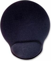 Podkładka Manhattan Wrist-Rest Mouse Pad Czarny 434362
