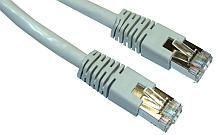 Gembird patch cord RJ45, kat. 6, FTP, 5m, szary (PP6-5M)