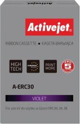 Activejet Taśma do drukarki zastępująca Epson ERC30 fioletowa (A-ERC30)