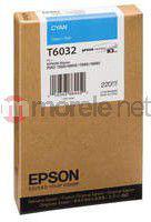 Epson Wkład atramentowy Stylus do 7800/7880/9800/9880  cyan (220ml) (C13T603200)