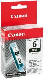Canon Wkład atramentowy BCI6Bk BLACK (BJC 8200,S800) ( 4705A002 )
