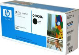 HP toner Q6000A nr 124A (black)