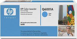 HP toner Q6001A (cyan)