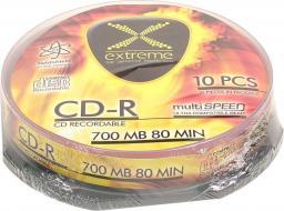 Extreme CD-R/10/Cake 700MB 52x