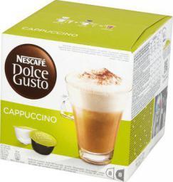Nestle Dolce Gusto cappuccino 8 zestawów mleko + kawa