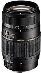 Obiektyw Tamron AF 70-300 mm f/4-5.6 Di LD Macro (A17NII) Nikon