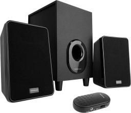 Głośniki komputerowe MODECOM MC-S1 Black (G-Y-00S1-BLA-2)