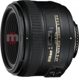Obiektyw Nikon AF-S 50mm f/1.4G