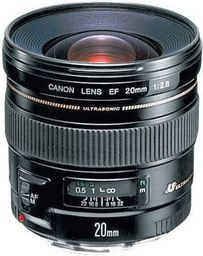 Obiektyw Canon EF 20 mm f/2.8 USM (2509A010)