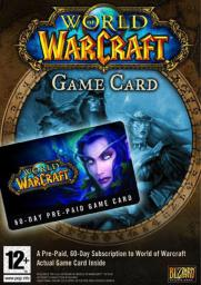 Pre-paid World of Warcraft 60 dni
