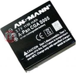 Akumulator Ansmann A-Pan CGA S 005 nowa wersja