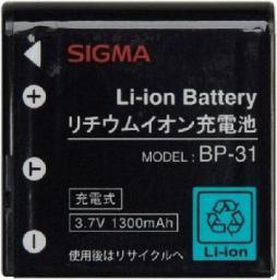 Akumulator Sigma BP-31 Akku