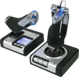 Joystick Saitek X52 Control System (Joystick + Przepustnica) PS-28