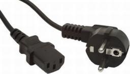 Kabel zasilający Gembird do komputera IEC C13 1,8m (PC-186)