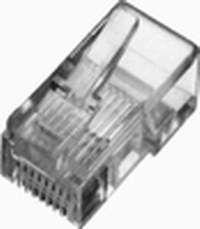 Assmann RJ45 kat.5e uniwersalny 8P8C 100szt X-ML-5U