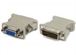 Adapter AV Gembird adapter DVI-A/VGA (24M/15F) (A-DVI-VGA)