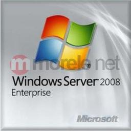 Microsoft  Windows Server Enterprise 2008 R2 64Bit/x64 1pk DVD 1-8CPU 25 Clt ENG OEM