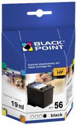 Black Point tusz BPH 56 / C6656AE nr 56 (black)