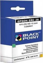 Black Point Taśma do drukarki igłowej ERC28 czarna (KBPE28)