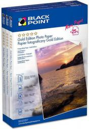 Black Point papier foto A6 (PFA6G230B) 125 ark