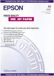Epson Photo Qual Ink Jet A3 (C13S041068) 100 ark