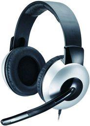 Słuchawki z mikrofonem Genius HS-05A (31710011100)