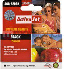 Activejet tusz ACC-520BN / PGI-520Bk (black)