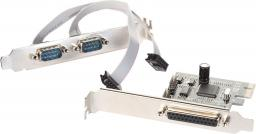 Kontroler I-TEC PCI Express PCIe 2x serial, 1x parallel (PCE2S1P)