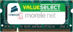 Pamięć do laptopa Corsair DDR2 SODIMM 2GB 800MHz CL5 (VS2GSDS800D2)