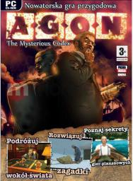 Gra PC  AGON: THE MYSTERIOUS CODEX