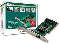 Karta sieciowa Digitus 10/100/1000BASE-TX Gigabit Eth. (DN-1011-1 / A-DN-1011-1)