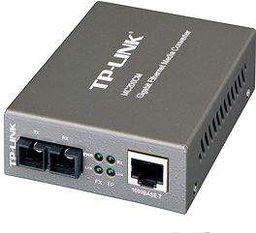 Konwerter światłowodowy TP-LINK MC200CM konwerter 1000BaseT (RJ45) - 1000BaseSX (SC) MultiMode 550m