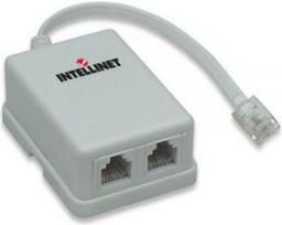 Intellinet Network Solutions ADSL modem splitter (201124)