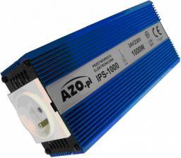 Przetwornica Azo 24V/220V 600W/1000W (4PRZ24230IPS1000)