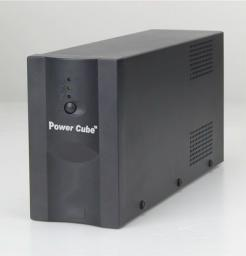 UPS Gembird POWER CUBE 650VA (UPS-PC-652A)