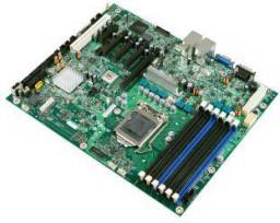 Intel S3420GPV 1156/6xDDR3/6xSATA
