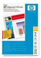 Papier HP Professional Inkjet Matowy A4 200 arkuszy (Q6593A) 200 ark