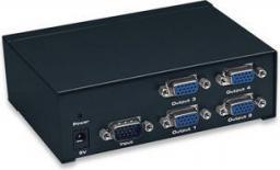 Manhattan splitter video VGA 1/4  350 MHz Pro (207348)