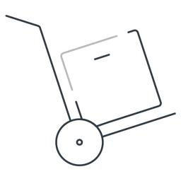 Pakiet: wniesienie, rozpakowanie oraz wyniesienie opakowań (dotyczy jednego wybranego towaru)