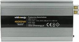 Przetwornica Whitenergy Przetwornica AC/DC 400W 24V/230V z USB