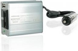 Przetwornica Whitenergy DC 12V-AC 230V 100W Z USB