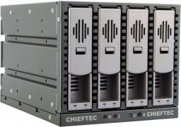 Obudowa serwerowa Chieftec 4 x HDD SAS (SST-3141SAS)